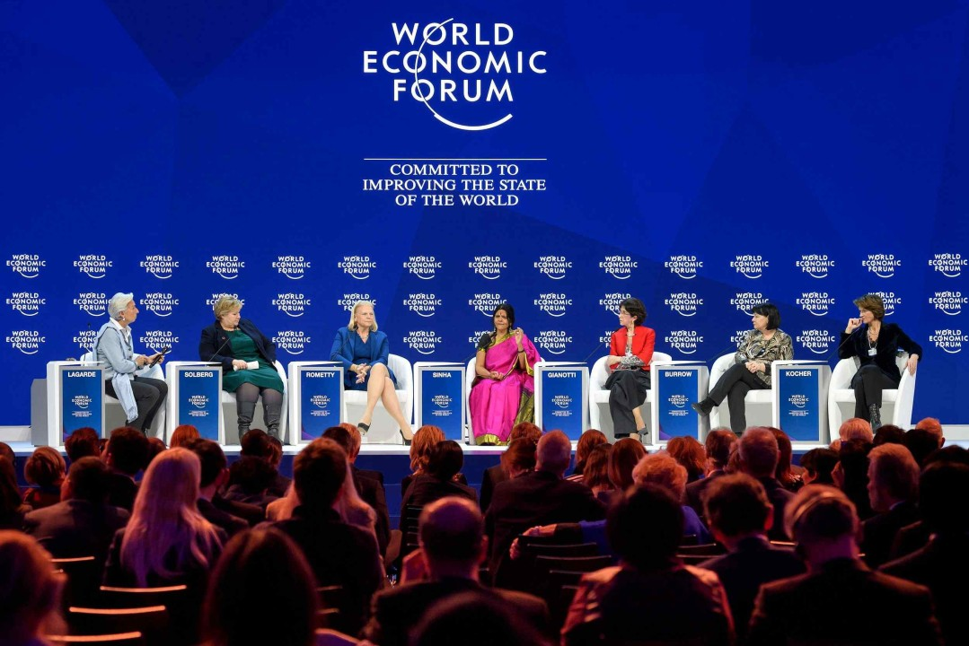 Davos Guide: Panel Power